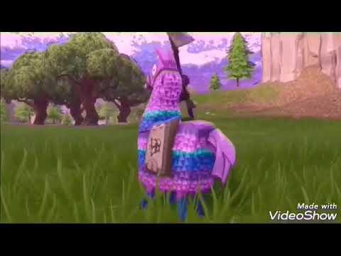 أغنية لاما فورتنايت Youtube