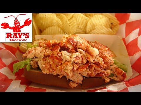 Ray's Seafood Restaurant In Rye New Hampshire