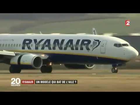 Ryanair : pourquoi la compagnie annule 20 000 vols