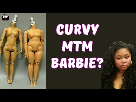 Dolly Vents Where Is Curvy Made To Move Barbie
