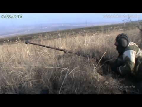 Дебальцево видео снимают ополченцы хроника одного дня войны на Украине
