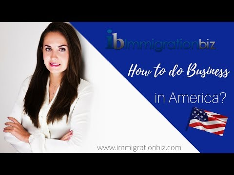 HOW TO DO BUSINESS IN THE US AS A FOREIGNER🇺🇸💪😉