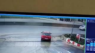 Gölcük'te yaşanan 12.10.2018 tarihinde yaşanan kaza