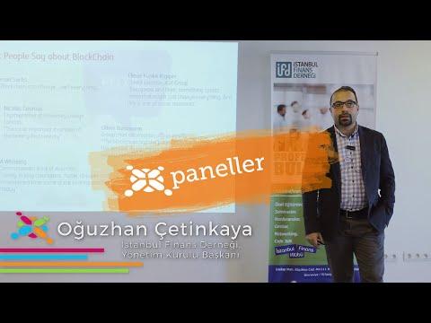 Blockchain Teknolojisi | Oğuzhan Çetinkaya (İstanbul Finans Derneği)
