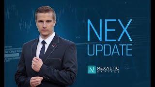 Nex Update 103  Čo ďalej S BTC Hore či Dole