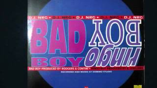 D.J NRG - BAD BOY