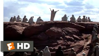 The Greatest Story Ever Told (1965) - Sermon on the Mount Scene (5/11) | Movieclips