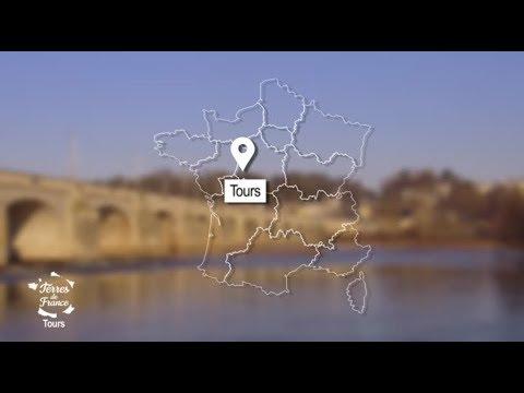 Une balade à Tours - Terres de France