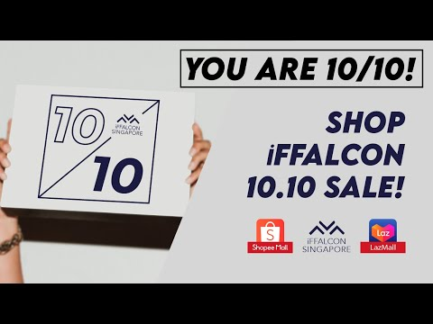 iFFALCON SINGAPORE 10/10 Campaign! Your next Smart Android TV?