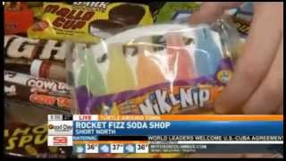 Rocket Fizz Columbus on Fox 28