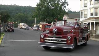 SHENANDOAH HOOKIES BLOCK PARTY PARADE HD VIDEO ONE  8 3 2012