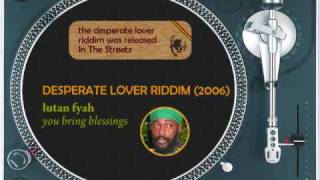 Desperate Lover Riddim Mix (2006) Sizzla, Lutan Fyah, Natural Black, Turbulence