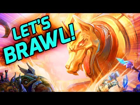The Temple Arena | LET'S BRAWL! | Heroes of the Storm Brawl Mode