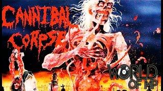 Скачать Cannibal Corpse Eaten Back To Life Обзор Моё знакомство с группой