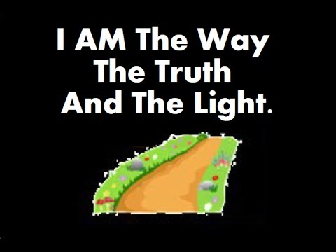 Superb I Am The Way, The Truth And The Light