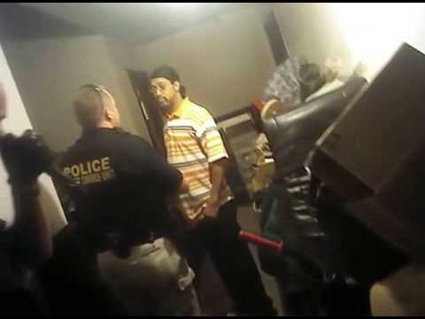 """DANVILLE VIRGINIA POLICE ILLEGAL MISCONDUCT"" Violation of the 4th & 14th Amendment"
