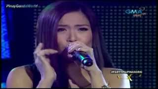 """Party Pilipinas [ORIG] - VOX """"Rachelle Ann Go - Kahit Wala Ka Na"""" = 2/24/13"""