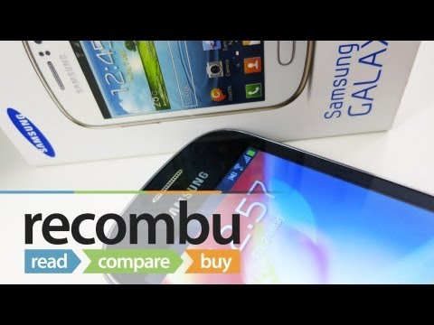 Samsung Galaxy Fame Unboxing video