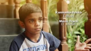 Kannama Kannama(Cover)-Ethan ft Sarah