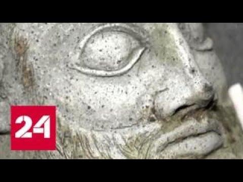 Смотреть Тайны Крымского моста: в районе строительства находят новые артефакты - Россия 24 онлайн