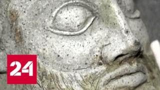 Тайны Крымского моста: в районе строительства находят новые артефакты - Россия 24