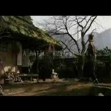 Trailer do filme A Espada do Samurai