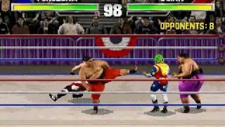 Bam Bam Bigelow WWF Wrestlemania