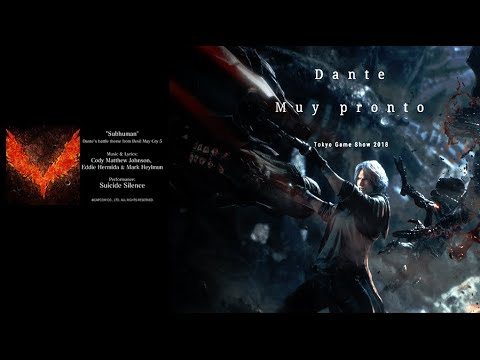 Cody Matthew Johnson Feat  Suicide Silence Subhuman | Devil May Cry 5 OST_Dante´s Battle Theme
