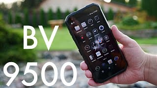 Blackview BV9500 Review - Solid 10000mAh Rugged Smartphone!