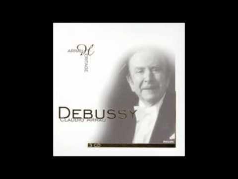 Debussy - Claudio Arrau