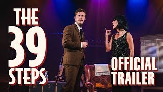 The 39 Steps - Theatre Royal Windsor Official Trailer (12 - 17 August)