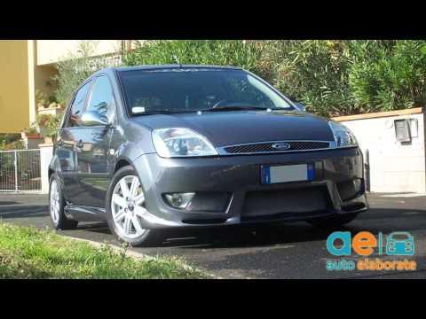 Ford Fiesta Mk6 Tuning