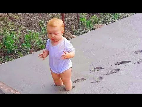 Top 100 Baby Falling Down Moments