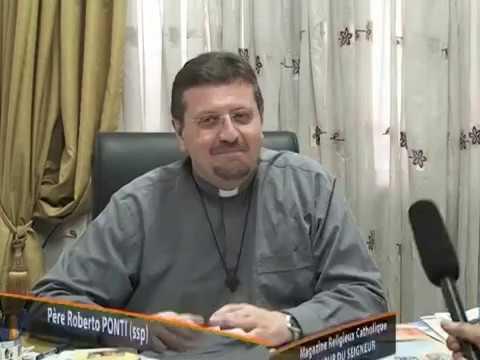 Année de la Miséricorde - Interview Père Roberto Ponti, ssp