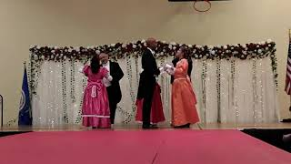 Danza Ms Hispanidad