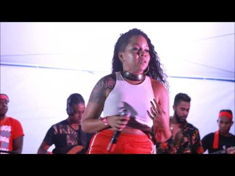SHANTA PRINCE PERFORMANCE AT SWEET SOCA LIVE 2017 AT COPACABANA BARBADOS