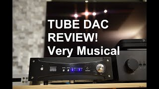 Budget but amazing Musical Paradise TUBE Dac? Musical Paradise MP-D1 MK3 review