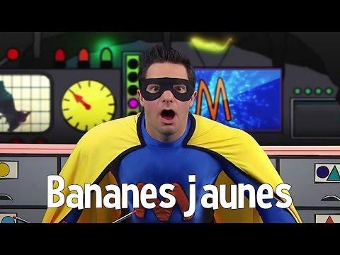 Super Mini à la rescousse : Bananes jaunes