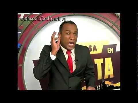 """Início do """"Alterosa em Alerta"""" (19/02/2013) - TV Alterosa Leste"""