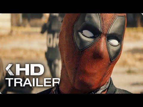 DEADPOOL 2 'Firefist vs. X-Men' Clip & Trailer (2018)