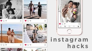 Instagram Hacks 📱 | Chriselle Lim