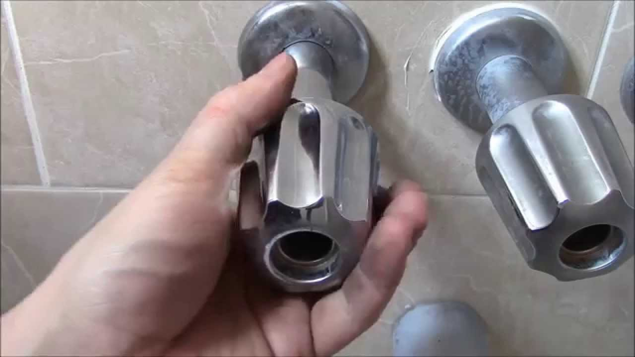 how to fix a leaking bathtub faucet handle quick and easy