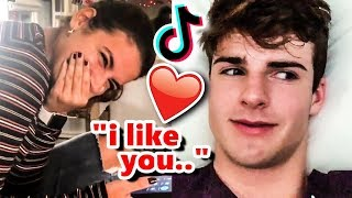 Boys & Girls TELLING their CRUSHES they LIKE THEM LIVE 🔥👀❤️
