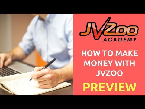 ➤JVZoo Academy Review ✦  How to earn 10000$ a month on JVZOO!