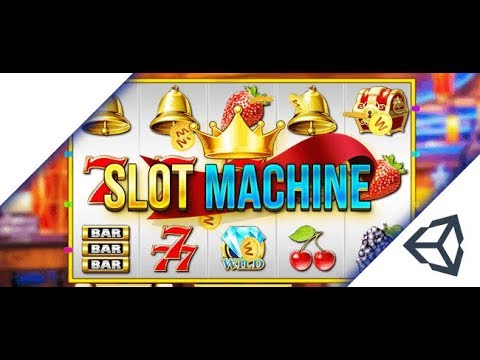 Slot Machine Game | Unity Source Code For Sale | Sellmyapp.com