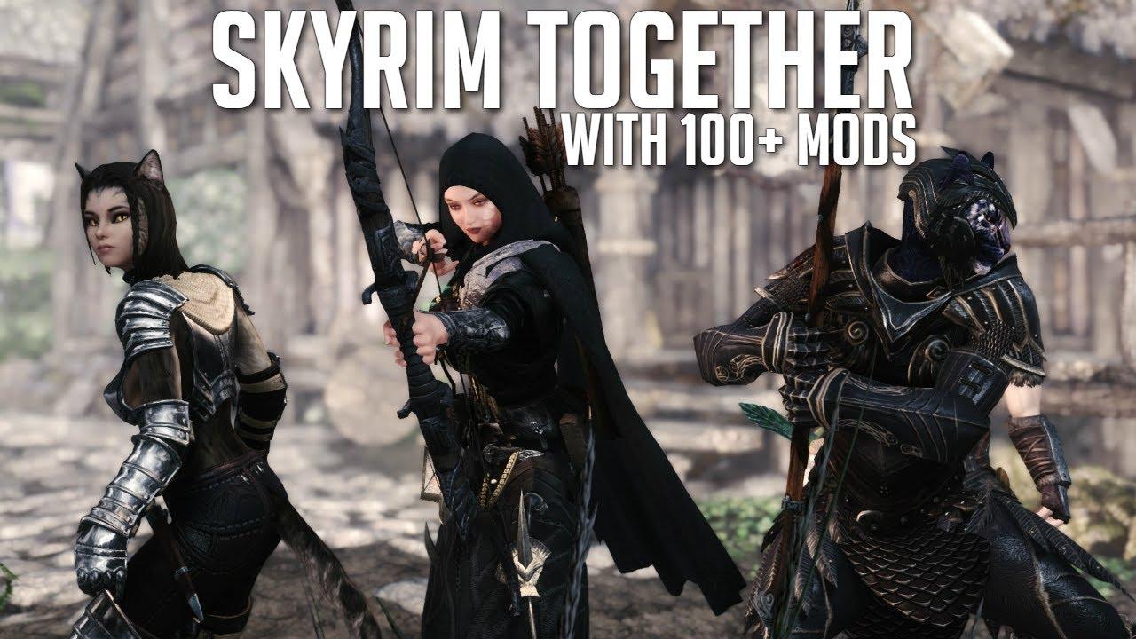 Skyrim together