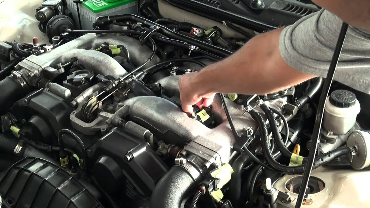 maxresdefault 1993 nissan 300zx convertible bad injector youtube Coil Pack Replacement at bakdesigns.co