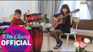 Johnny Guitar - Guitar Kim Chung - Percussion Hoang Minh