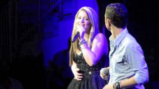 Scotty & Lauren BEST DUET EVER! - When You Say Nothing At All (HD)