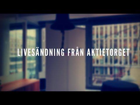 Double Bond Pharma - Aktietorget LIVE 5/9-17